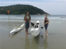 Canoagem na Praia do Mar Casado 8